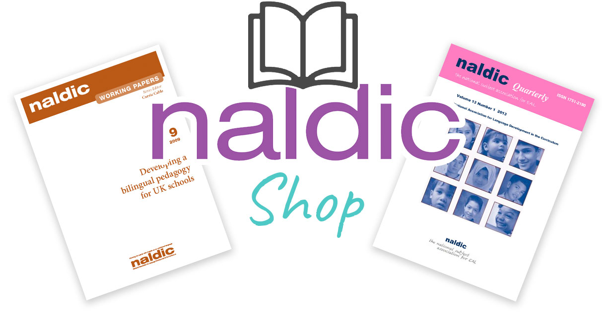 Image to promote the NALDIC Shop