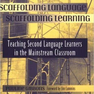 Scaffolding Language Book Cover