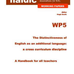 NALDIC Working Paper 5: The Distinctiveness of EAL