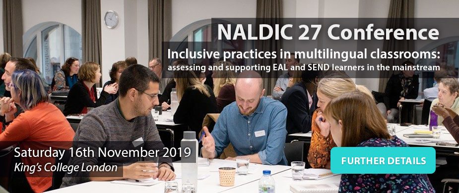 NALDIC Conference 27 Advert