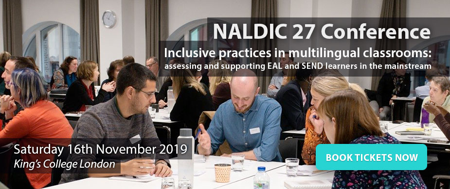 NALDIC Conference 27 Advert - Book Tickets NOW