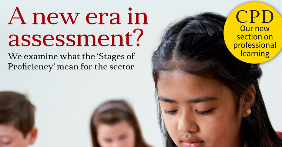 EAL Journal 4 - A new era in assessment? cover image