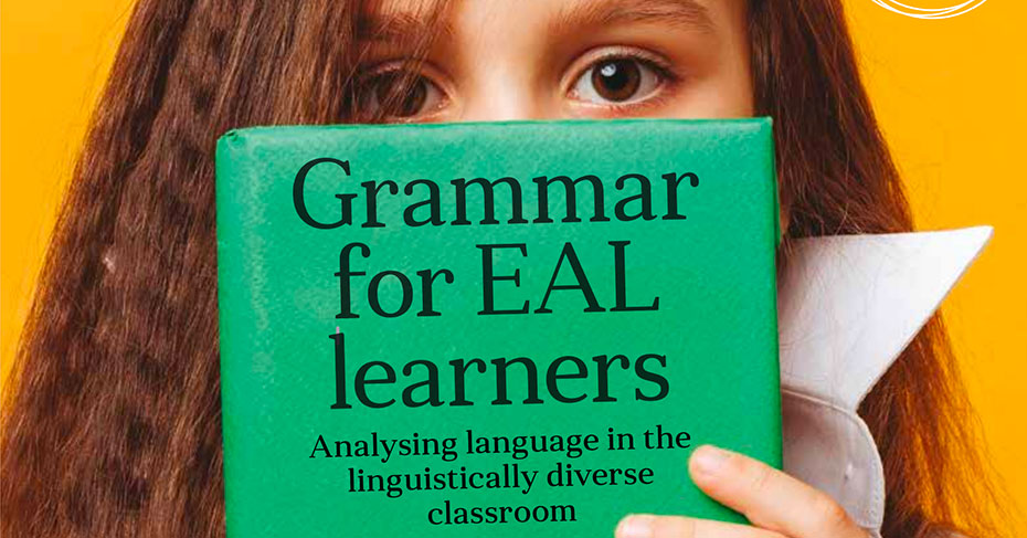 EAL Journal 7 - Grammar for EAL Learners cover image