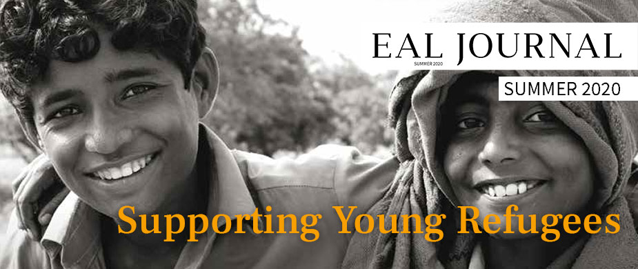 EAL Journal 12 Summer 2020 Promotional Banner