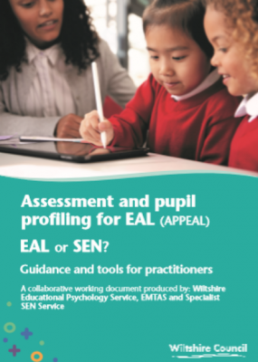 Front cover image of APPEAL Tool - Wiltshire Council